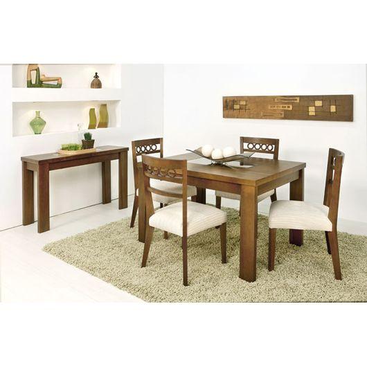 Sala de jantar pequena mesa redonda ou retangular dahdit - Mesas redondas pequenas ...