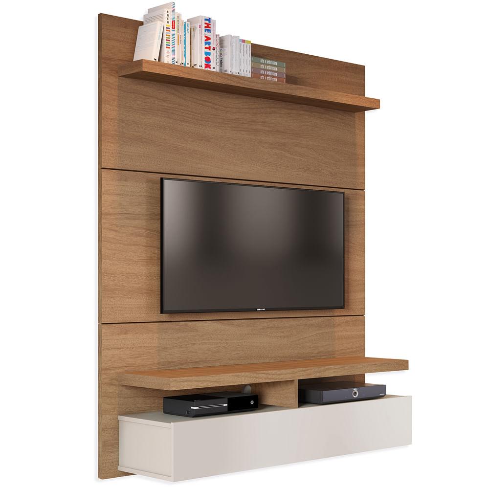 painel para tv at 42 polegadas natural   off white 1