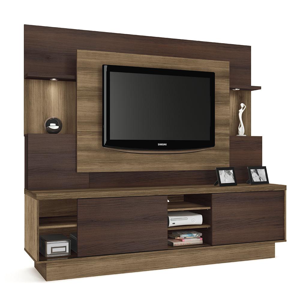 Estante para tv de at 55 polegadas com 2 portas - Estante para televisor ...