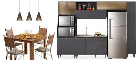 Ambiente Copa e Cozinha