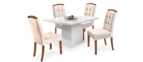 Ambiente de sala de jantar
