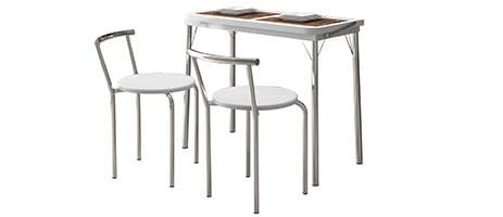 Mesa com Cadeiras 2 Lugares
