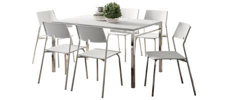 Mesa com Cadeiras 6 Lugares