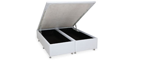 Cama box queen-size