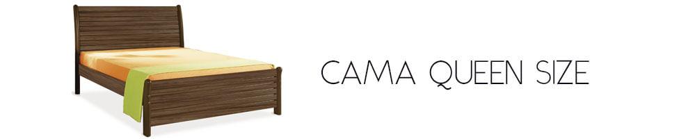 Cama queen size