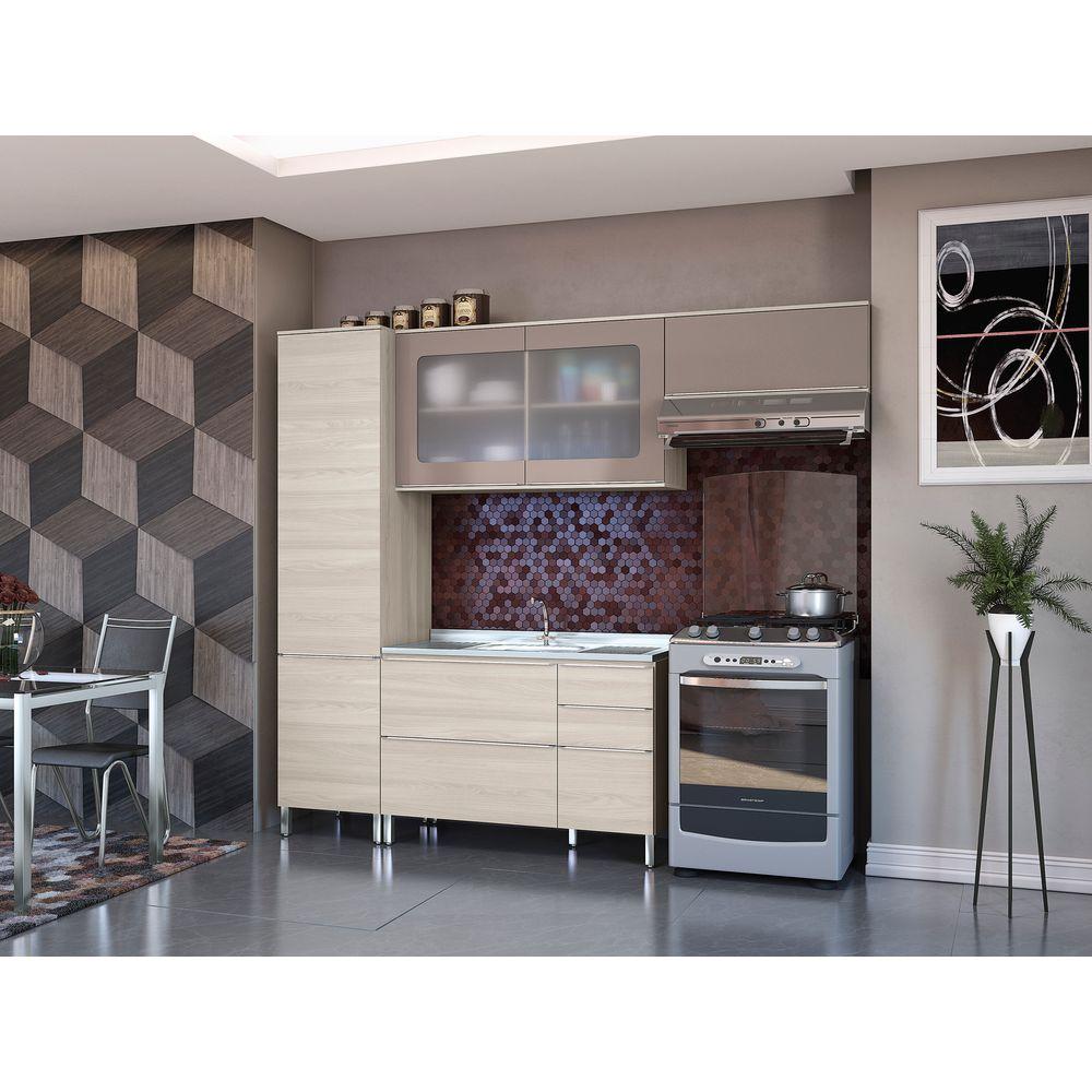 Cozinha Compacta Toqueacampainha