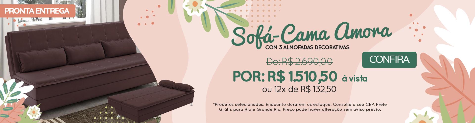 Sofá Cama Amora