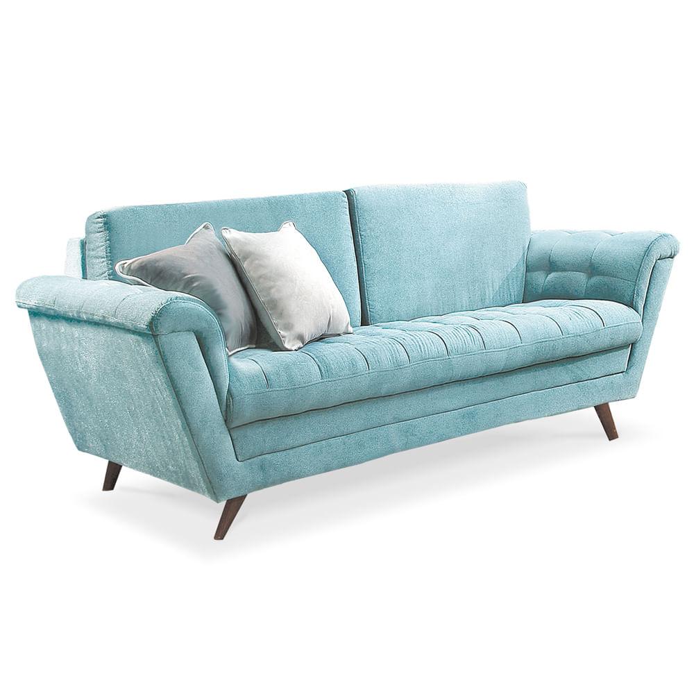 Sofa de 2 lugares colorido for Sofas de 2 plazas pequenos