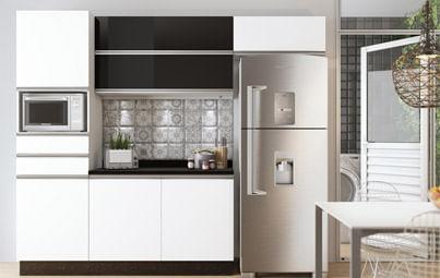 Resultado de imagem para armário de cozinha toque a campainha