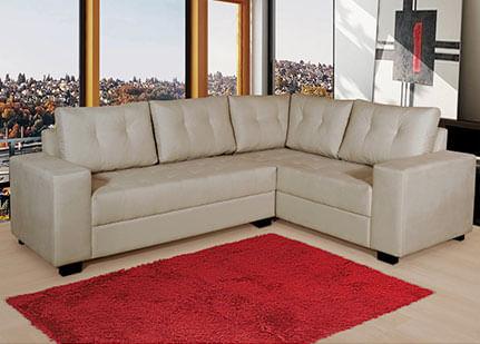 Sofa De Canto Pequeno Toqueacampainha